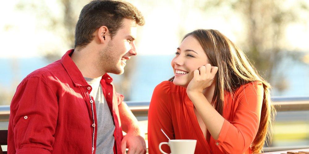 Девушка игнорирует при знакомстве